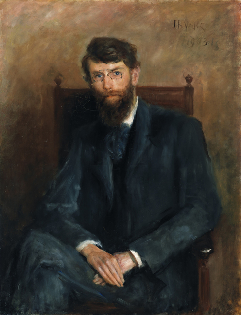 , 'George Russell (1867-1935), Poet and Artist,' 1903, National Gallery of Ireland