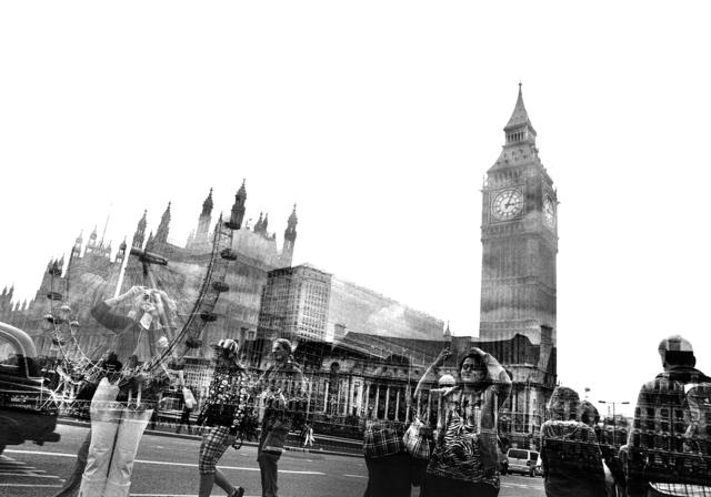 , 'A Day in London 21,' 2015, Emillions Art