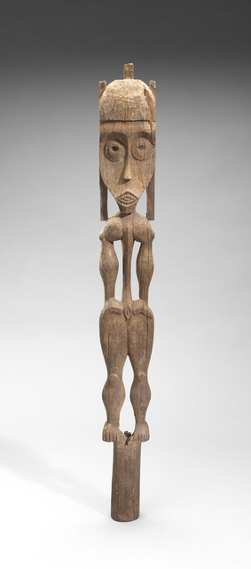, 'Memorial Figure,' 19th or early 20th century, Fowler Museum at UCLA