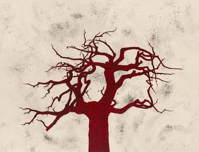 , 'Tree No. 15 (PC1413),' 2014, Ben Brown Fine Arts