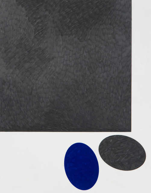 , 'Untitled Drawing, October 17, 2000,' , Bookstein Projects