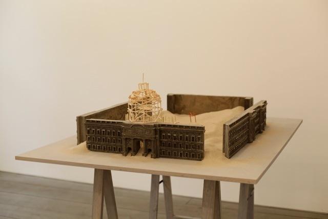 , 'Concrete Castle,' 2014, MLF | MARIE-LAURE FLEISCH