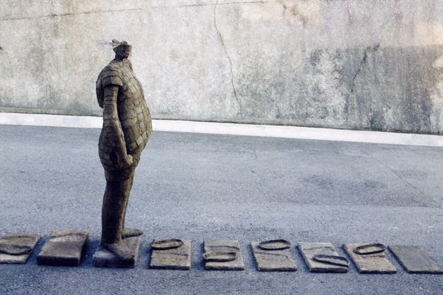 , 'Down Straight - Impress,' 1998, Pleiades Gallery