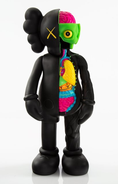 KAWS, 'Dissected Companion (Black)', 2006, Heritage Auctions