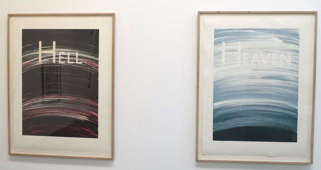 , 'Heaven/Hell,' 1988, IKON Ltd. Contemporary Art