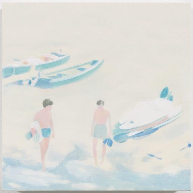 , 'Boys,' 2016, Reynolds Gallery