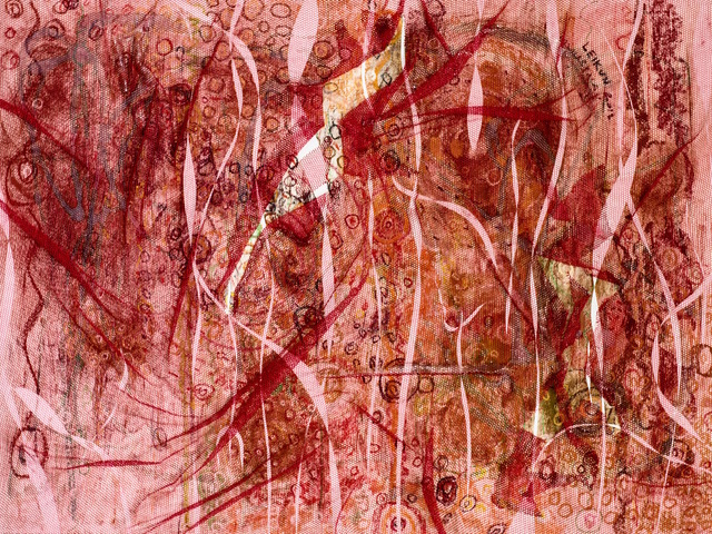 , 'Mixed Media Series VI - Jeb Wolede II,' 2016, Addis Fine Art
