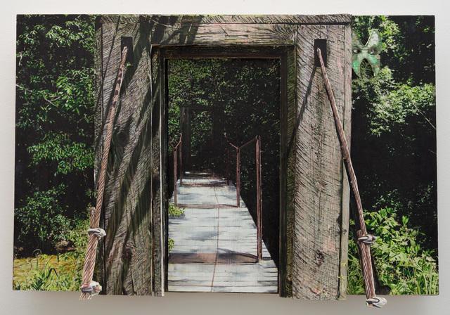 , 'The Bridge,' 2015, Klowden Mann