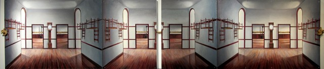 , 'The Perfection of Time (Triptych),' 2012, Gremillion & Co. Fine Art