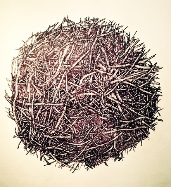 , 'Root Ball 2,' 2014, Cross Contemporary Partners