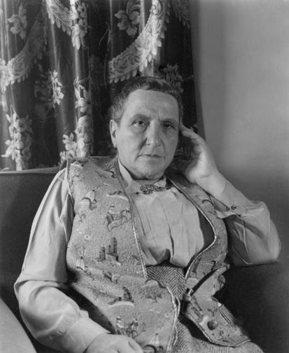 , 'Gertrude Stein,' 1937, Scott Nichols Gallery