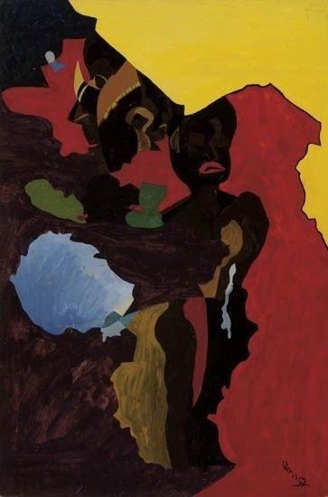 , 'Composition 28  ,' 1952, Dolan/Maxwell