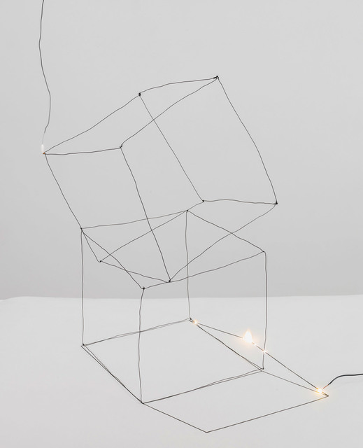 , 'Three Cubes,' 2016, Damiani