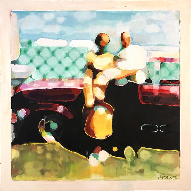 Doug Haeussner, 'Family Car', Walker Fine Art