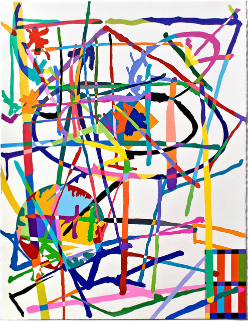 , 'Torque,' 2015, Lora Schlesinger Gallery