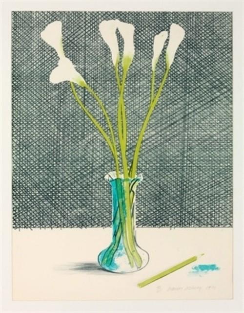 , 'Lillies,' 1971, Mary Ryan Gallery, Inc