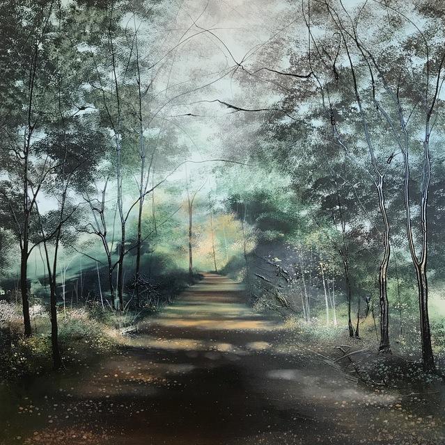 , 'Light Shift,' 2018, Quantum Contemporary Art