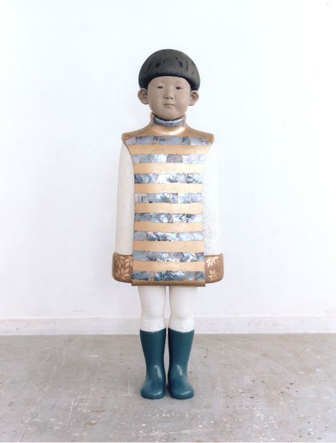 , 'Untitled (boy),' 2011, Dillon + Lee