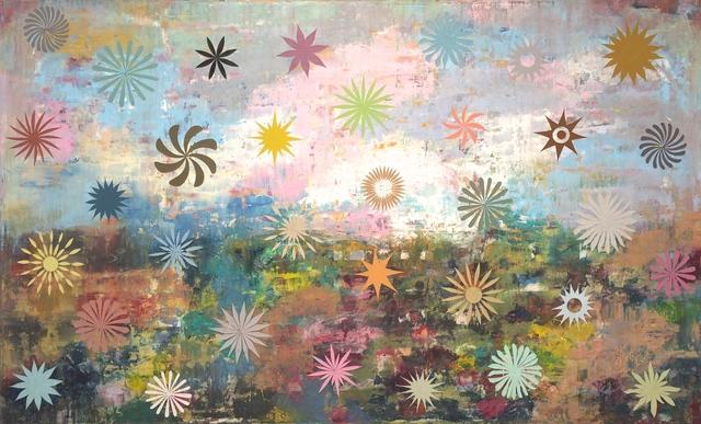 , 'Sky Garden,' 2018, Sara Nightingale Gallery