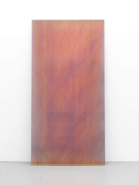 , 'CL2GN35 Orange,' 2016, Alfonso Artiaco
