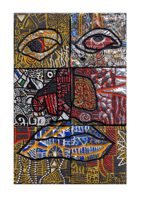 Gerald Chukwuma, 'MGBEAFOR : SEASON FOR HARVEST ', 2018, Kristin Hjellegjerde Gallery
