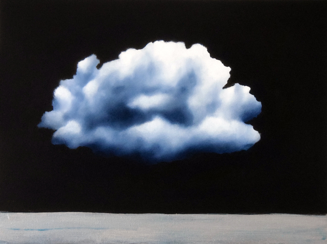 , 'Clouds XIV,' 2018, Area35 Art Gallery