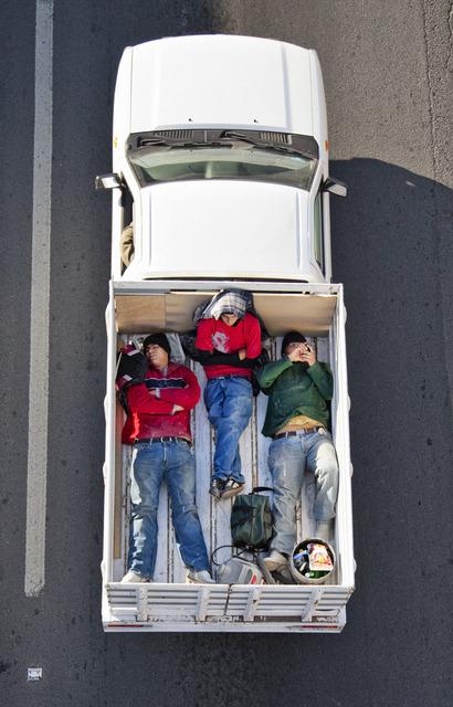 Alejandro Cartagena, 'Carpooler #42', 2011, Circuit Gallery