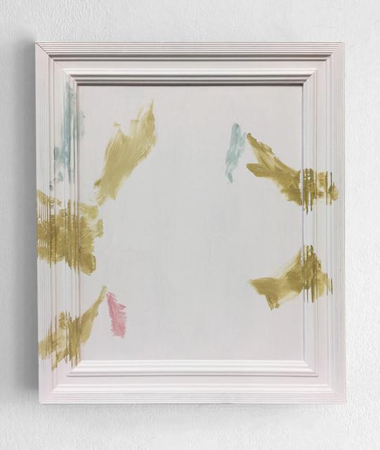 , 'The Wait,' 2019, Galerie Christian Lethert