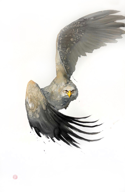 , 'White Tailed Eagle,' , Cricket Fine Art