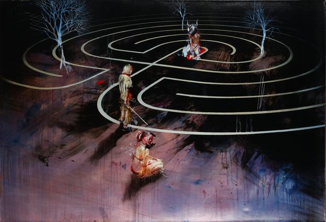 Ian Francis, 'Theseus Crosses A Line', 2011, Chiswick Auctions