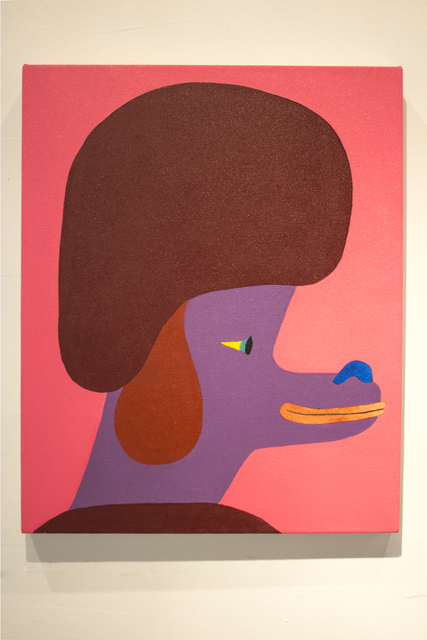 , 'Snuggles,' 2015, Pablo Cardoza Gallery