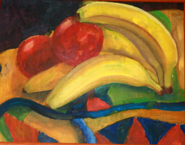 Reuben Neugass, 'Fruit Basket', Zenith Gallery