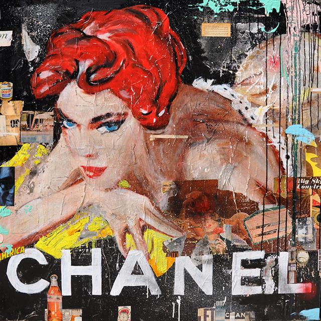 , 'Chanel,' , Joanne Artman Gallery