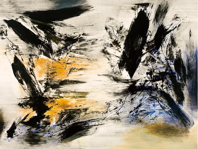 , 'Insistence 堅持,' 2014, Asia Art Center