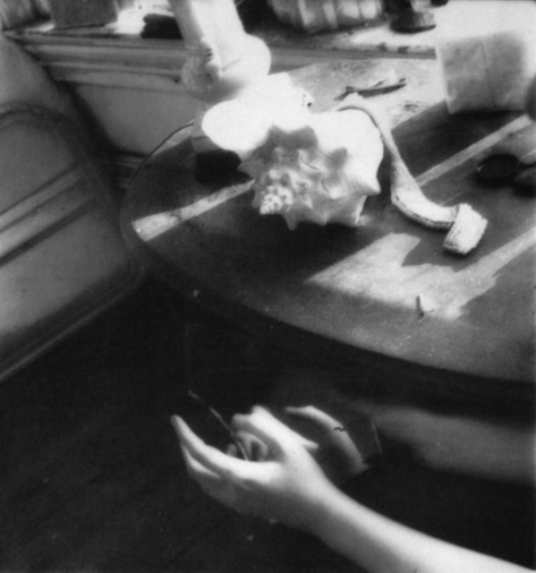Francesca Woodman, 'But lately I find a silver mirror is simply to slice an eye lid', 1979, Galerie Clara Maria Sels