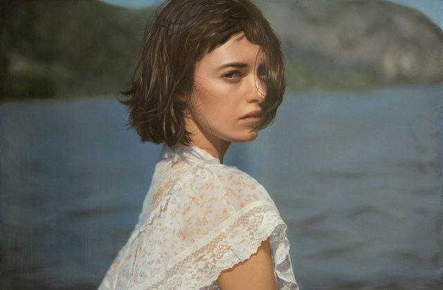Yigal Ozeri, 'Untitled; Olya', 2019, Galerie de Bellefeuille