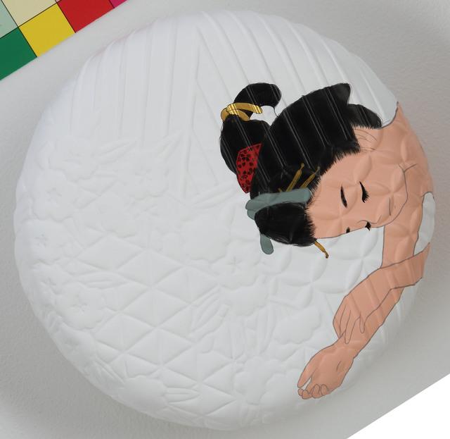 , 'shitagie ni kiera hana,' 2012, Mizuma Art Gallery