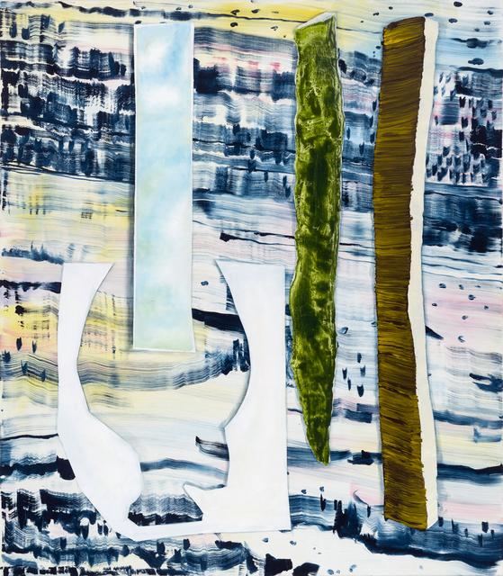 , 'Apparently One of a Pair,' 2017, Asya Geisberg Gallery