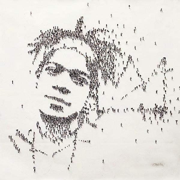 , 'Samo (Basquiat) ,' 2016, Joerg Heitsch Gallery
