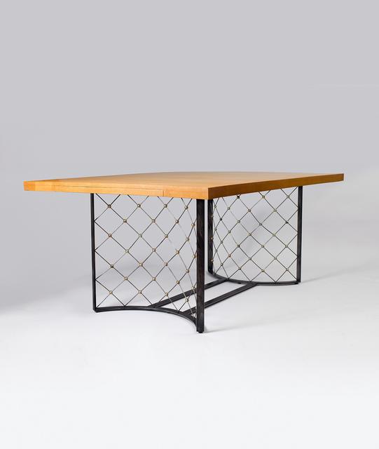 ", '""Tour eiffel"" dining table,' 1963, Galerie Jacques Lacoste"