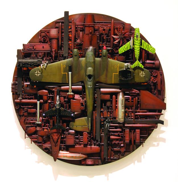 , 'HE-111,' 2014, KIMHYUNJOO GALLERY