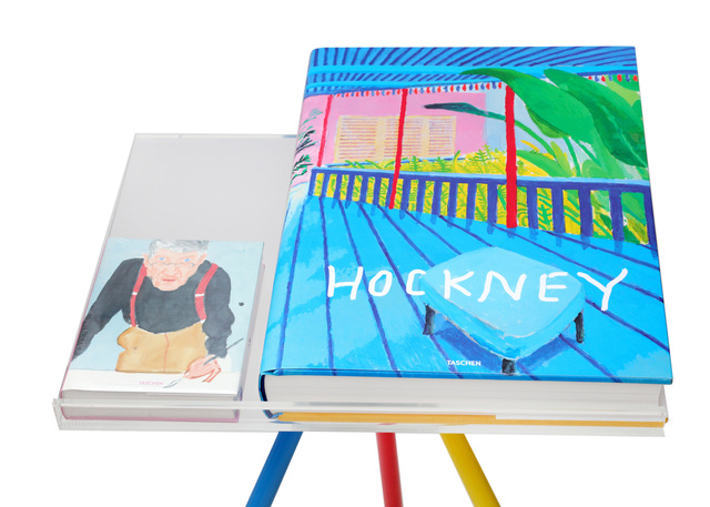 David Hockney, 'A Bigger Book, a hard cover sumo book', Chiswick Auctions