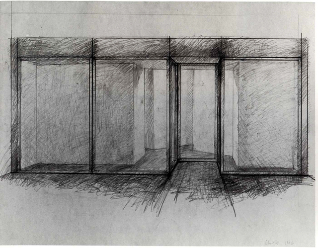 , 'Store Front (preliminary study of project for Documenta IV, Kassel 1968),' 1966, Annely Juda Fine Art