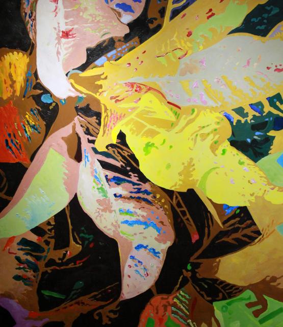, 'Plenti,' 2015, Salwa Zeidan Gallery