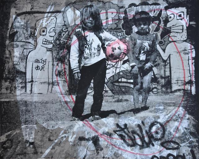 , 'Bad Boys Series, 15,' 2017, Pascal Fine Art