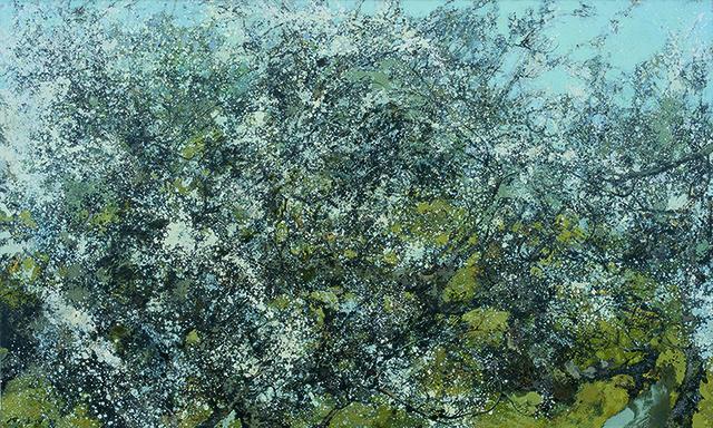 , 'Shimmer Moss,' 2013, Soka Art