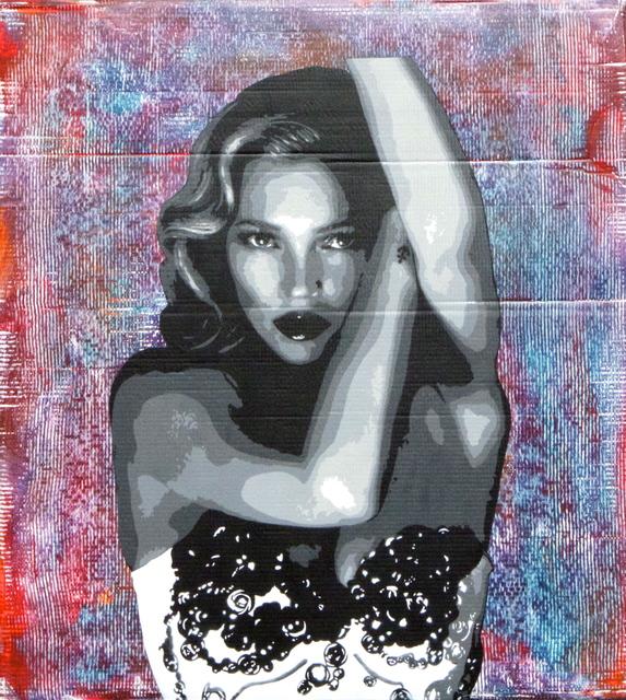 , 'Kate Moss,' 2013, Imitate Modern