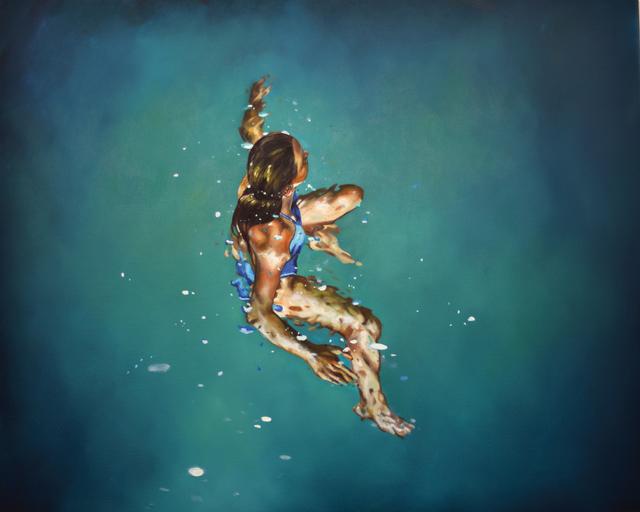 , 'Treading Water 1,' 2016, Gallery Henoch