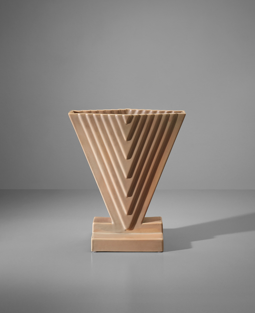Ettore Sottsass, 'Vase, model no. Y20, from the 'Yantra di Terracotta' series', ca. 1969, Phillips