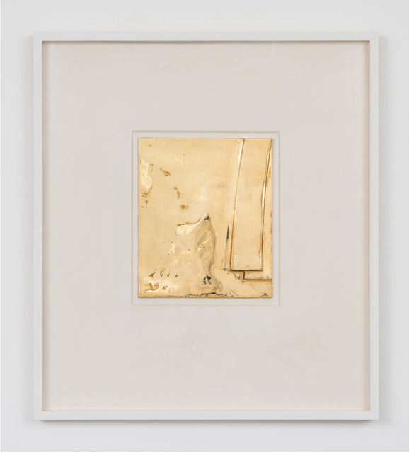 , 'Golden Arches XXIV,' 2017, Galerie Lisa Kandlhofer